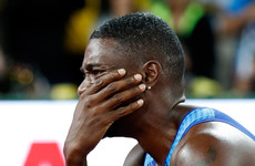 'I've done my time and I've come back': Gatlin on the defensive in his moment of glory