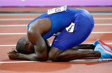 Gatlin defeating Bolt 'not the perfect script', confesses Seb Coe