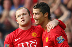 Rooney: Only Messi or Ronaldo could break my Man United record