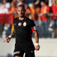 Wesley Sneijder is on the move again as he heads for France