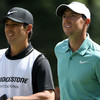 Improving McIlroy impressed by new caddie