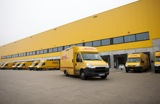 Delivery giant DHL must pay over €70,000 to an accident-prone driver it sacked