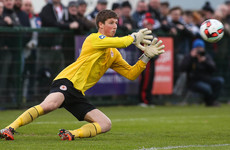The country's 'best young goalkeeper' Conor O'Malley makes UK move