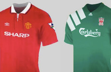 Who wore it best? It's 25 years since the first Premier League kits were launched