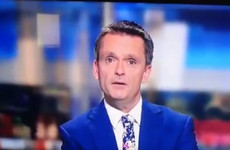 Aengus Mac Grianna had another brilliant newsreading blooper on the Six One last night