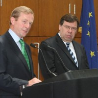 Fine Gael supports government's four year economic plan