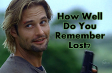 How Well Do You Remember Lost?