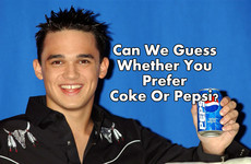 Can We Guess Whether You Prefer Coke Or Pepsi?