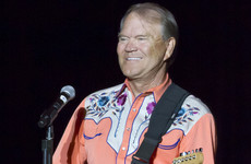 Country music star Glen Campbell dies aged 81