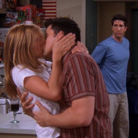 A brilliant defence of Joey and Rachel's relationship in Friends is taking over Twitter