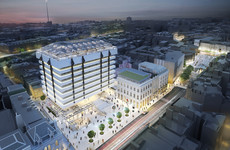 This is what the new Central Plaza in Dublin could look like