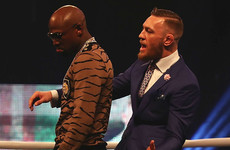 'I'm not what I used to be' - Mayweather claims McGregor has the edge