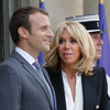 Macron abandons plan to make his wife France's first-ever First Lady