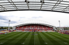 Thomond Park will host the final match of the Barbarians tour in November