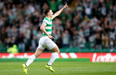 Celtic's youngest-ever captain hits 45-yard wonder-goal