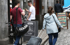 More Americans visiting Ireland but British tourists are keeping away
