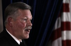 US Navy 'ready to confront Iranian aggression'