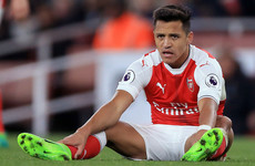 Alexis Sanchez out for the start of the season as speculation around Arsenal exit remains