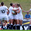 Wilson crosses four times as powerful England lay down an early marker