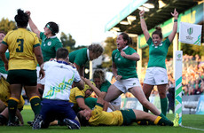 As it happened: Ireland make seriously hard work of Australia but open WRWC with win