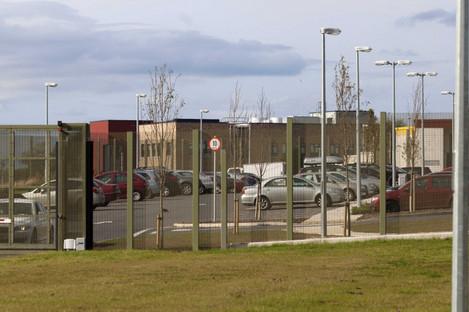 Oberstown children's detention centre.