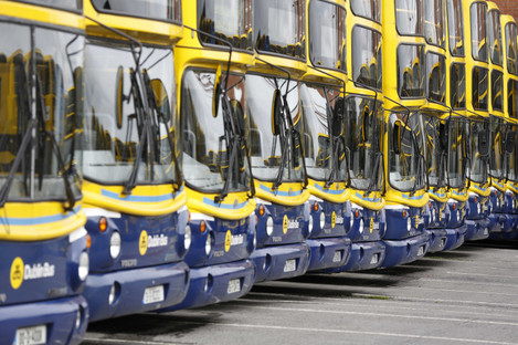 Dublin Bus will not be operating some routes.