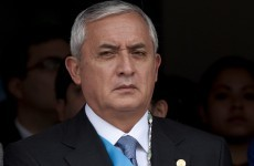 Guatemalan President's call for legalisation of drugs criticised