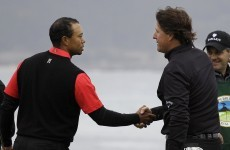 Mickelson crushes Tiger and wins Pebble Beach
