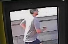Police arrest man (41) after releasing footage of jogger pushing woman into path of bus