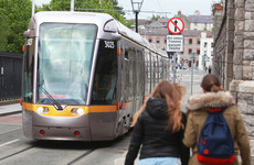 'Luas bye-laws should be changed to let people bring their bikes on'