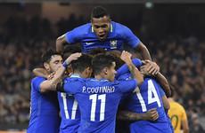 Ireland 29th in latest Fifa rankings, Brazil reclaim top spot