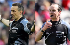 Experienced duo selected to referee upcoming All-Ireland SFC semi-finals