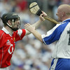 'It ended with Cork with a bit of drama and I never wanted to do things that way'