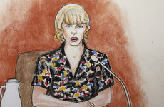 'It was a definite grab. A very long grab' - Taylor Swift testifies that DJ groped her under her skirt