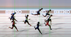 Turkish delight in stunning 200m final as van Niekerk pipped by 0.02 seconds