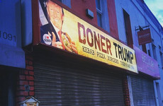 This Bangor kebab shop has given itself a Trump-inspired name and it's genius
