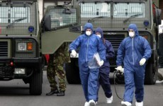Two still held over Waterford pipe bomb