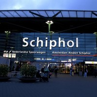 Suspect arrested as Amsterdam's Schiphol airport evacuated in bomb threat