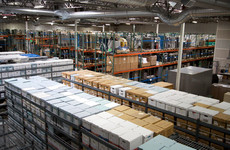 It's not only houses and offices - now Dublin warehouses are in short supply