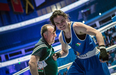Kellie Harrington oozes class and cruises into EU Championships final