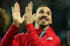 Mourinho: Ibrahimovic could stay at Manchester United