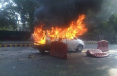 Israeli diplomat's car bombed in India