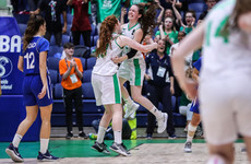 History makers: Ireland U18 Women storm into FIBA European Championships semi-final