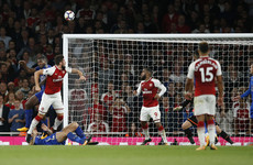 Arsenal edge 7-goal thriller in Premier League opener