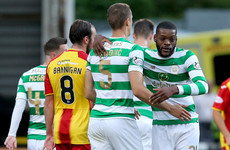 Ex-Man City youngster off the mark as Celtic down Partick