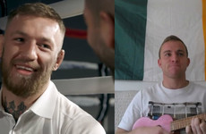 Conor McGregor loves *that* song so much, he's flying the singer out to Las Vegas
