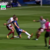 Chelsea left reeling after Gary Cahill sent off for horror challenge