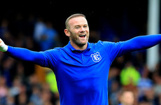 Wayne Rooney makes perfect start on second Everton debut