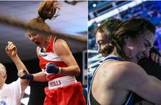 Ireland's Michaela Walsh wins gold at the EU Boxing Championships, Kellie Harrington settles for silver
