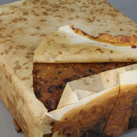 'Almost edible' 100-year-old fruit cake found in the Antarctic left over from expedition